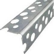Уголки под штукатурку алюминий 2,5м (перфоуголок)