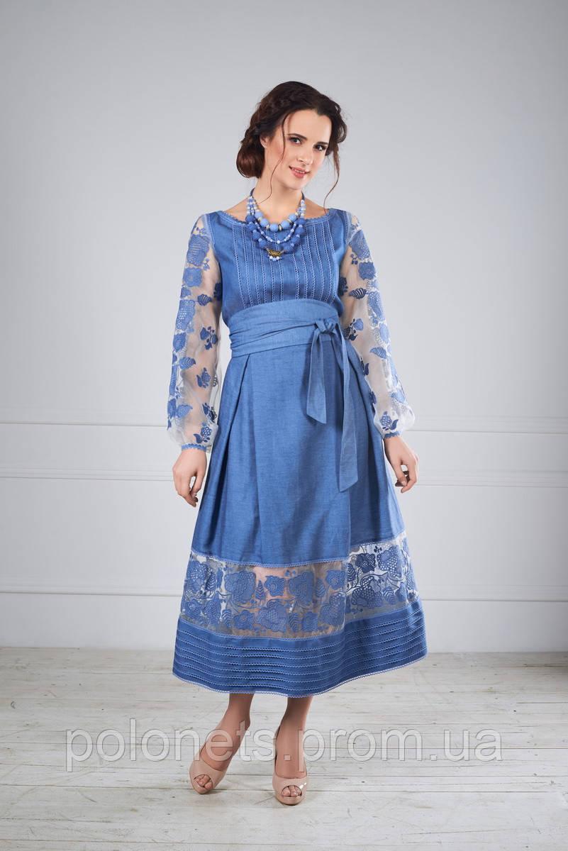 Стильна сукня вишита  продажа cd44d8e987089
