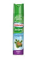 Освежитель воздуха Kolorado Deo Spray лесной 400мл