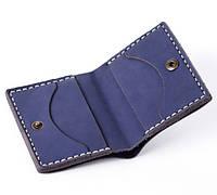"""Шкіряний гаманець """"Рouch"""" унісекс кожаный кошелек бумажник унисекс ручної роботи, натуральна шкіра"""