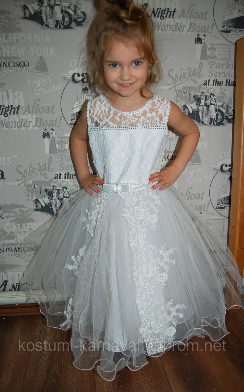 f79104845574725 Платье для девочки Бальное ,Праздничное ,Нарядное ,Пышное 3 -5 лет -  Капризулька