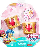 Музыкальные браслеты -Шайн -Шиммер и Шайн - Мерцание и Блеск/ Shimmer and Shine Fisher-Price, фото 1
