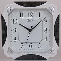 Часы настенные VALEX quartz 159, кварцевые, размеры 25х25 см XKC /55
