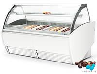 Кондитерская витрина  PRIA151 GGM (холодильная напольная)