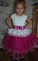 Платье пышное для девочки ,нарядное платье - праздничное 3- 5 лет