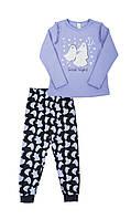 """Детская пижама с начесом """"Привидение"""""""