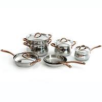 Набор посуды Copper, 11 предметов