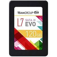 """Накопитель SSD 2.5"""" 120GB Team (T253L7120GTC101)."""