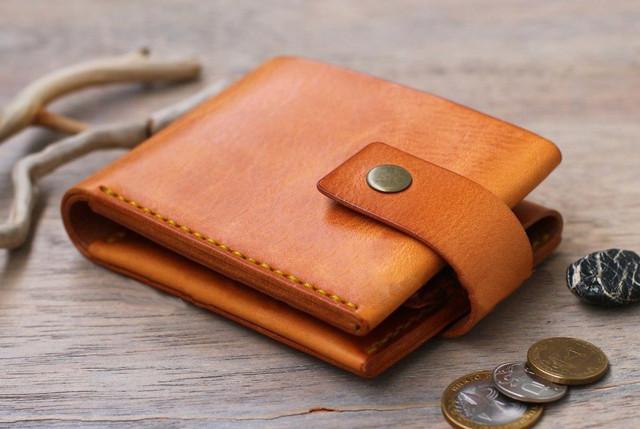 """Чоловічий гаманець """"Сase"""" ручної роботи"""