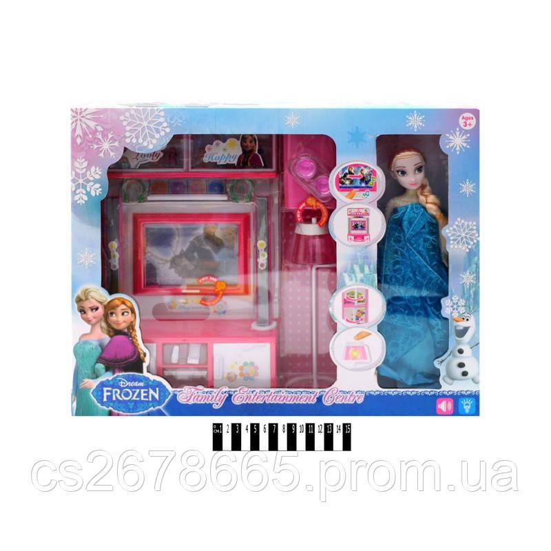 """Кухонный набор с куклой """"Frozen"""" QF26234FR-D"""