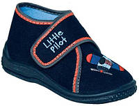 Тапочки (туфельки) для мальчика Zetpol Филип (18-27)