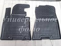 Передние коврики в салон BMW 5 F10 с 2013 г. (Avto-Gumm)
