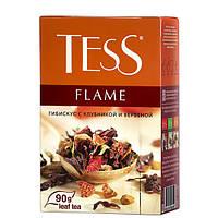 Чай Tess Flame (Тесс Флэйм) травяной 90гр.