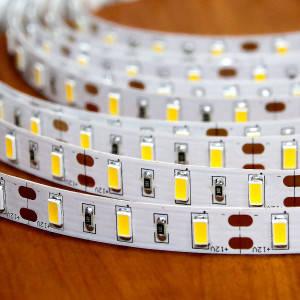 Светодиодная лента B-LED 5630-60 IP20, негерметичная, тёплая, фото 2