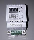 Двоканальний терморегулятор для теплої підлоги Terneo K2, фото 5
