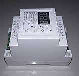 Двоканальний терморегулятор для теплої підлоги Terneo K2, фото 8