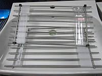 Решетка из нержавеющей стали Ikea Lamplig 500x280