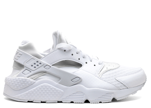 "Мужские кроссовки  Nike Air Huarache ""All White"""