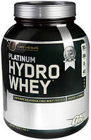 Platinum Hydro Whey 1,6 kg chocolate mint
