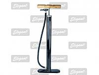 Насос ручной  ELEGANT 100375 Plus металл/  деревян. ручка