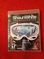 ShaunWhite snowboarding (PS3) сноуборды