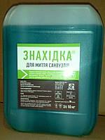 Моющее средство для сантехники (ванн, раковин, унитазов) без хлора 5кг, фото 1
