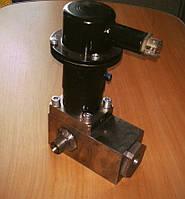 Клапан електромагнитный  DN10; PN250