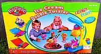 """Игровой набор пластилина """"Фабрика мороженного"""" по типу  Play-Doh"""