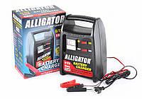 Зарядное устройство Alligator для свинцово-кислотных АКБ 6/12В 8A