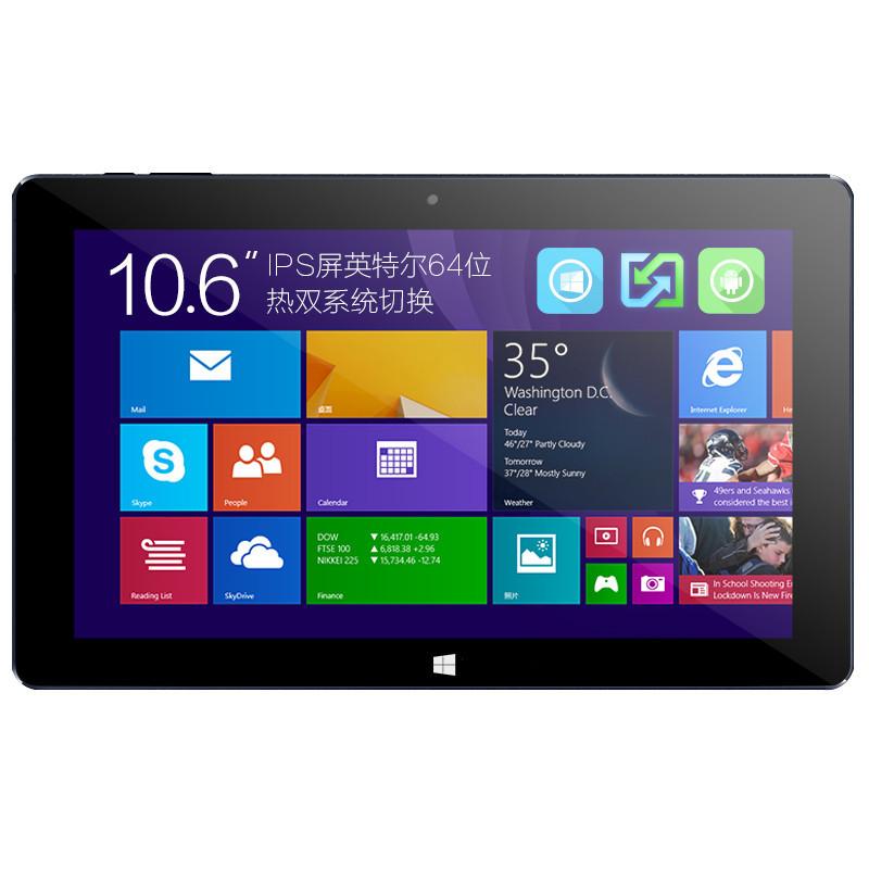 Планшет Cube I10 2 OC-Android 4+Win10 4яд 2-32 Gb