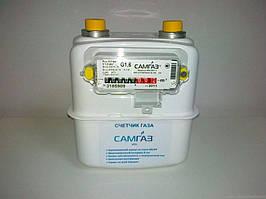 Счетчик газа 1.6 самгаз
