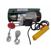 Лебедка электрическая Eurotec HJ203 125/250 кг 550Wt