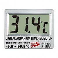 Аквариумный наружный термометр КТ-500