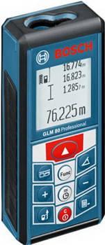 Далекомір лазерний Bosch GLM 80 Professional, фото 2