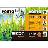 Мотокоса Venta БК-3800