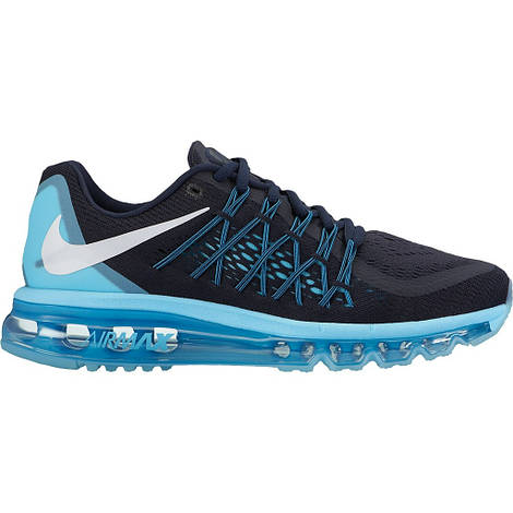 Мужские кроссовки  Nike Air Max 2015 Dark Obsidian Blue Lagoon