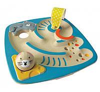 Деревянная игрушка Шар в лабиринте, PlanToys