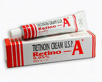 Третиноин крем для проблемной кожи Retino-A 0.05%, 20г.