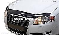 Дефлектор на капот Audi A4 2004-2007