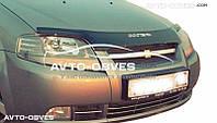 Дефлектор на капот Chevrolet Aveo 2006-2008 H/B
