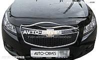 Дефлектор на капот Chevrolet Cruze 2012 - 2016