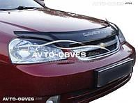 Дефлектор на капот Chevrolet Lacetti 2005 - 2013 седан/универсал