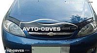 Дефлектор на капот Chevrolet Lacetti 2005 - 2013 х/б