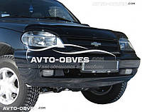 Дефлектор на капот для Chevrolet Niva