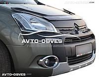 Дефлектор на капот Citroen Berlingo 2008-2015