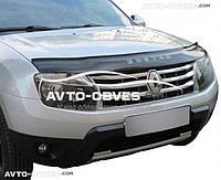 Дефлектор на капот Dacia Duster 2010-2017