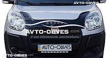 Дефлектор на капот Fiat Doblo 2010-2014