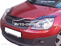Дефлектор на капот Форд Фиеста 2002-2007