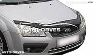 Дефлектор на капот Ford Focus 2005-2008