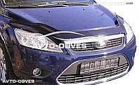 Дефлектор на капот Ford Focus 2008-2011